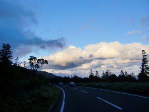 知床横断道路を少々ドライブ