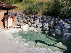 野中温泉 別館の外湯