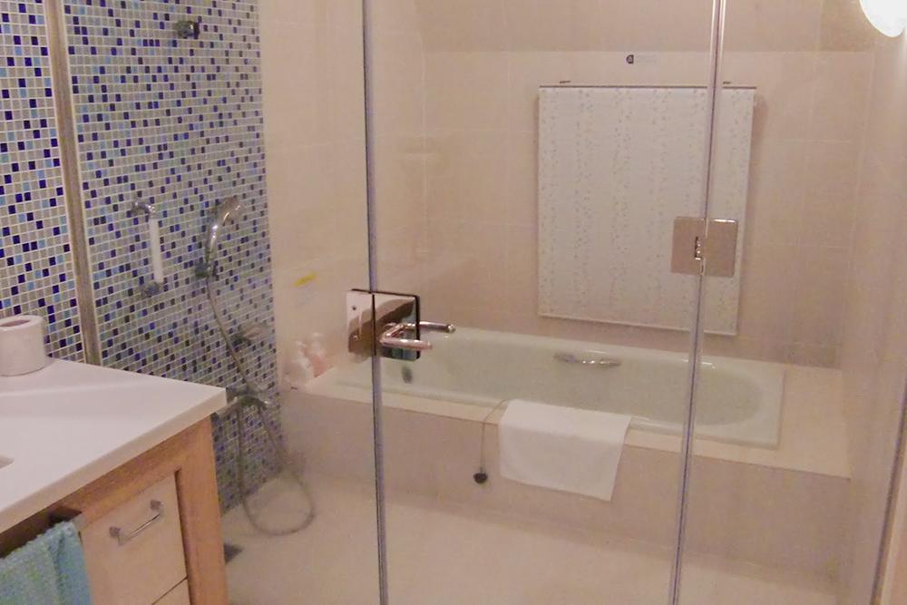 バスルーム付き