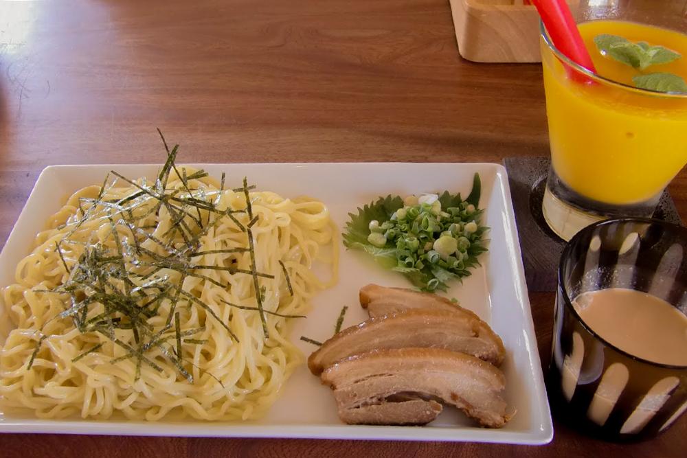 つけ麺(ちろりん村)
