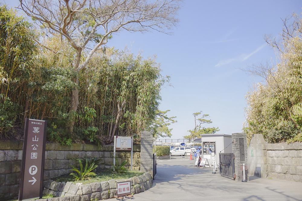 県立葉山公園