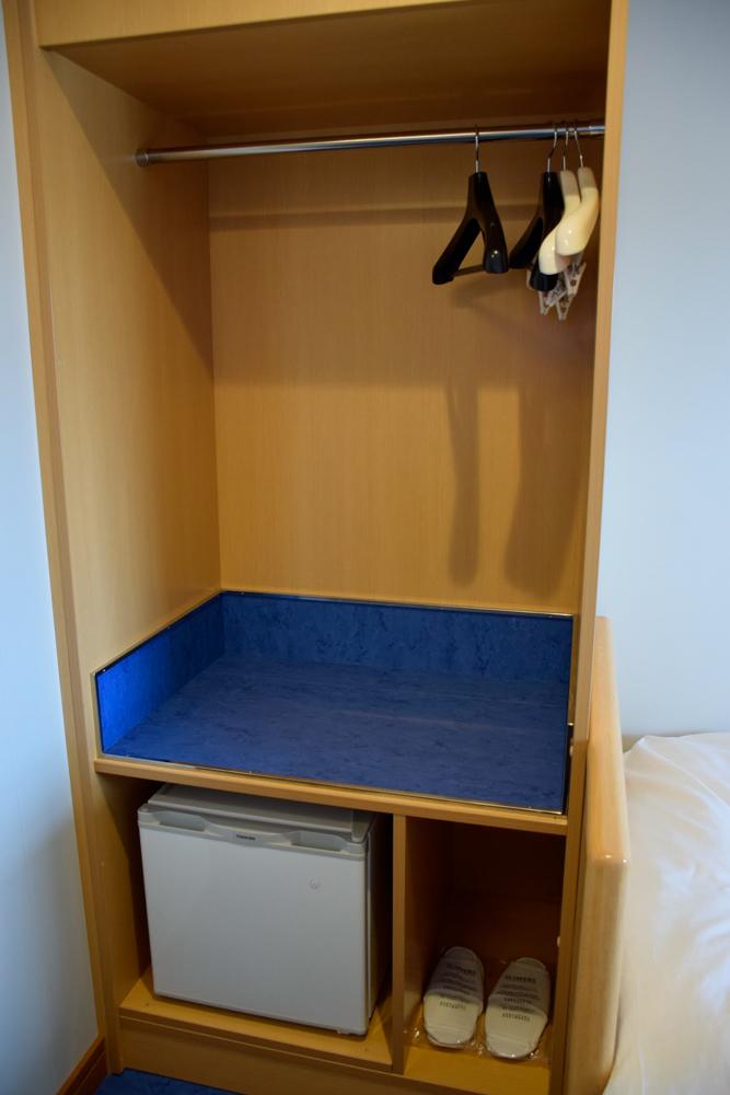 収納と冷蔵庫