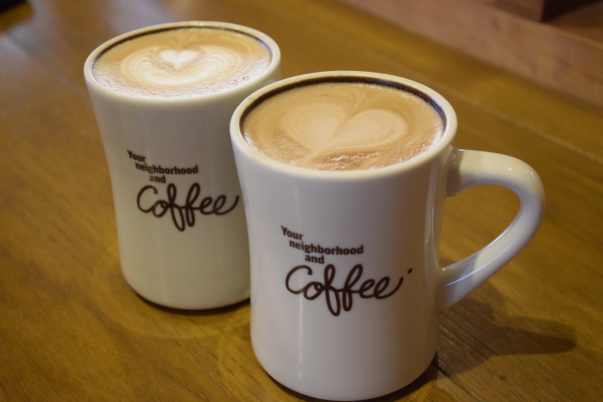 ネイバーフッドアンドコーヒー