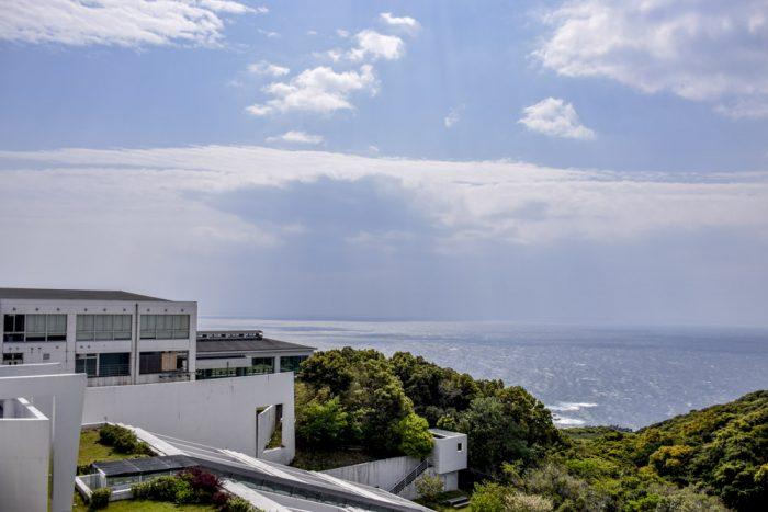 屋上の風景