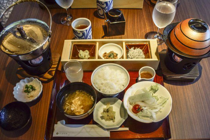朝食(2日目)